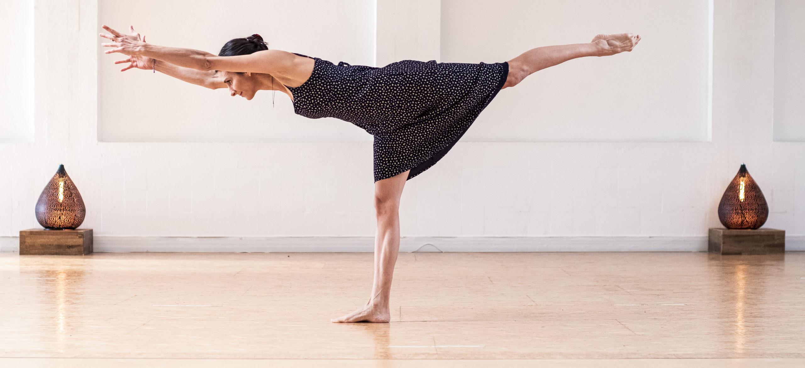 Bauchtanz und Yoga
